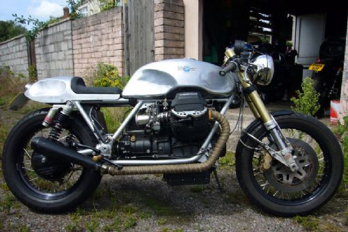 guzzi cafe racer - moto guzzi riders forum